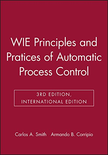 Principles and Pratices of Automatic Process Control ebook