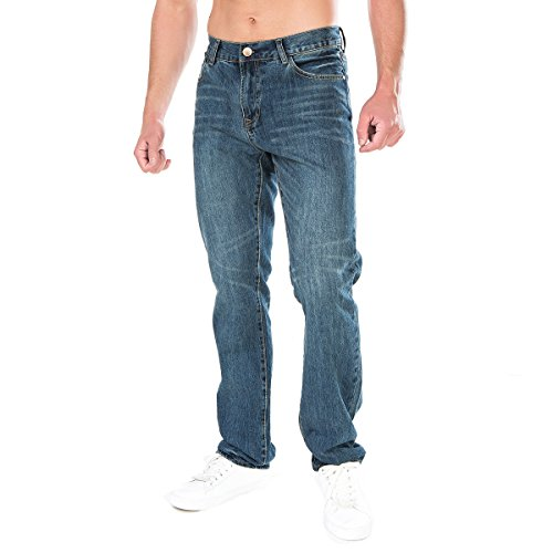 Denim 5 Pocket Bootcut Jeans - 6