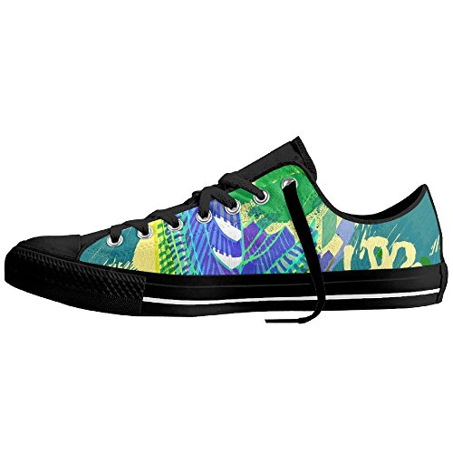 Double Act Halloween Costumes Ideas (Bluetit Low-Cut Canvas Shoes Unisex Sneaker-All Season Casual Trainers For Men And Women ColourName Sizekey)
