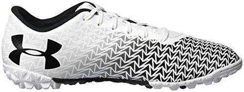 Under Armour Ua Cf Force 3.0 Tf, Botas de Fútbol para Hombre Blanco (White 100)