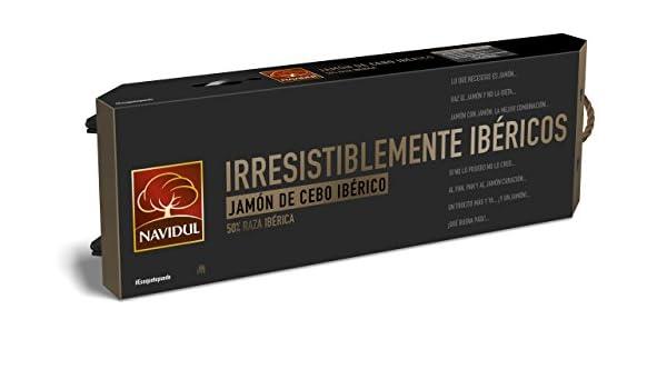 Navidul Caja con Jamón Ibérico, Salchichón Ibérico y Aceite de ...