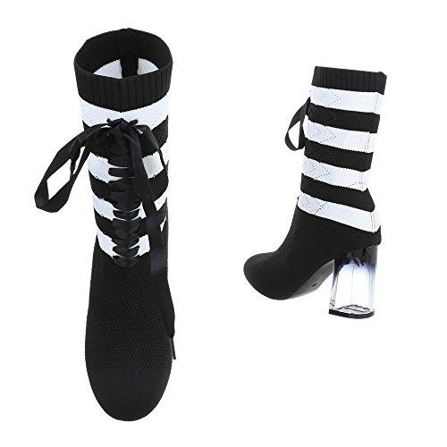 Mujer Botas para tac Zapatos Mini 5wUqqEZ
