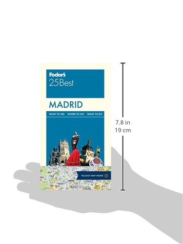 Fodor's Madrid's 25 Best