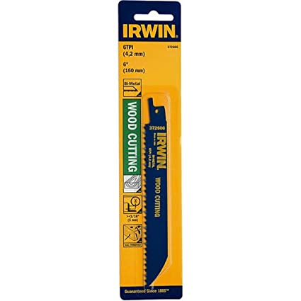 "Irwin 372110 Reciprocating Blades 12/"" 10//14TPI"