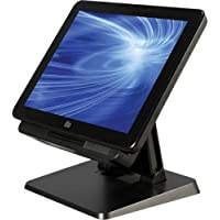 Elo Touch E131715 X2 AccuTouch 15 Touch Computer, Bay Trail D Fanless 1.99GHz Processor, Mini Bezel, Anti Glare, Zero Bezel, Windows Embedded POS Ready 7, Black
