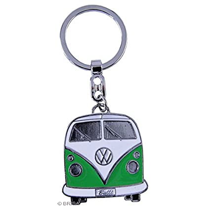 Brisa VW Collection VW T1 Bus Llavero en Caja de Regalo - Verde