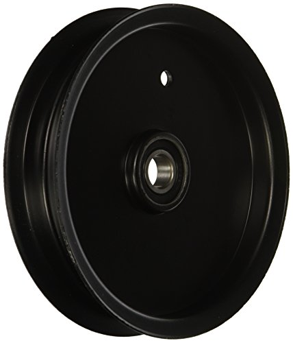 Maxpower 10226 Flat Idler Pulley Replaces Hustler 781385