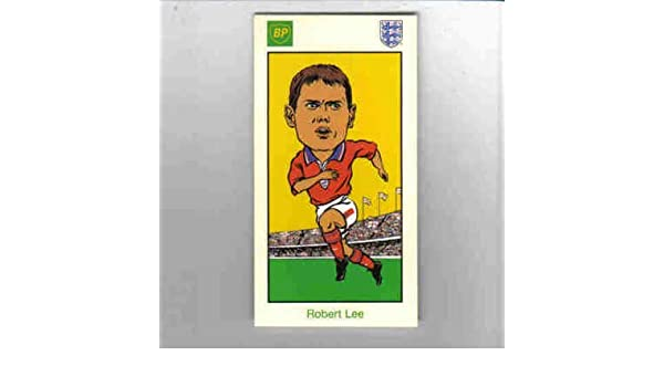 BP Team England 98 mundial de fútbol de Newcastle United ROBERT ...