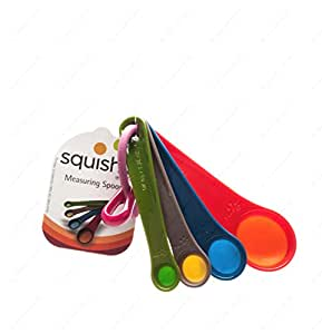 Squish 41043 Measuring Spoons, Set of 1