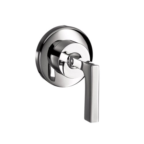 Axor Citterio Collection (Axor 39961001 Citterio Volume Control Trim with Lever Handle in Chrome)