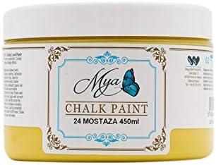 MYA Chalk Paint 24 Mostaza, 450ml.