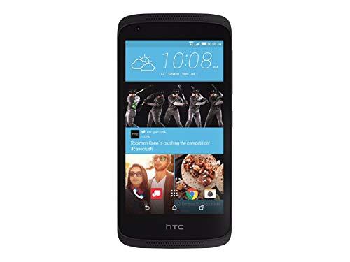 HTC Desire 526 Verizon Wireless (Locked) 4G LTE Quad-Core Android 5.1 Smartphone w/ 8MP Camera - Black (Renewed)