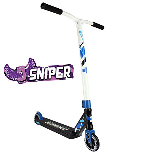 Dominator Sniper Pro Scooter (Black/White)