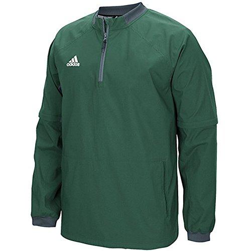 Giacca Adidas Da Uomo Scelta Giacca Convertibile Dark Green-onix