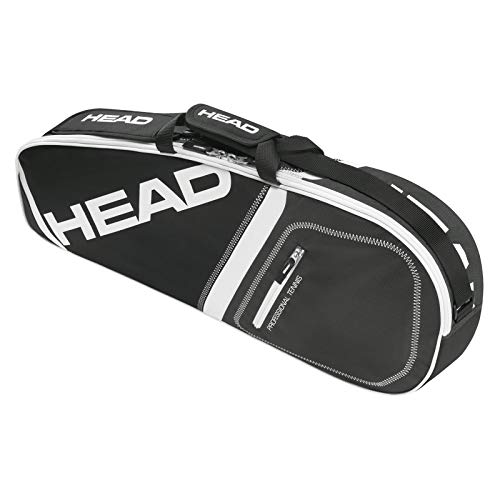 (Head Core Pro 3R Racquet Bag, Black)
