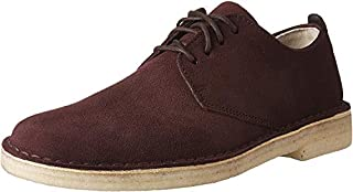 CLARKS Men's Desert London, Burgundy Suede Oxford, Size 11 (B01N32NEOC) | Amazon price tracker / tracking, Amazon price history charts, Amazon price watches, Amazon price drop alerts