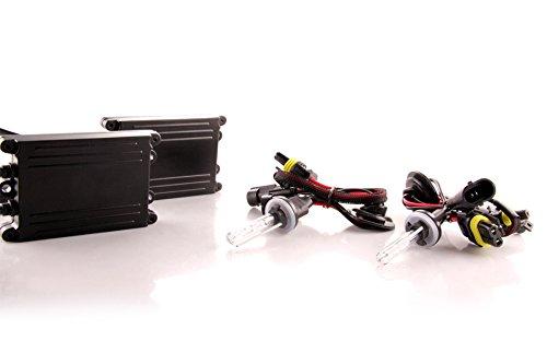 DDM Tuning 55W AC HID Conversion Slim Kit, Slim Digital Ballasts, 880, 3000K ()