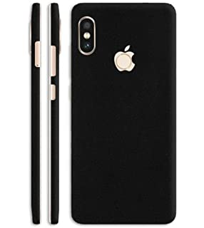 official photos 739a7 bf5dc Gadgets Wrap 030318F2-35 Skin Sticker for Redmi Note 5 Pro (Black ...