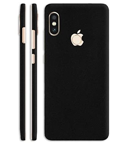 newest collection eec84 f2461 Crystal Skin Redmi Note 5 Pro Converter Skin iPhone X: Amazon.in ...