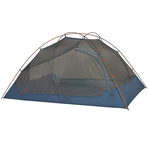 Kelty Dirt Motel 4 Person Lightweight Backpacking and Camping Tent 2019 – Updated Version of Kelty TN tent – 2 Vestibule Freestanding Design – Stargazing Fly, DAC Poles, Stuff Sack included