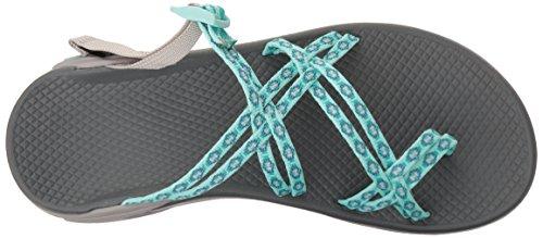 Chaco Frauen Zong X Ecotread Athletic Sandale Aruba Aqua