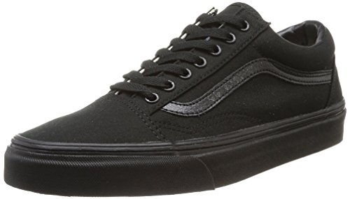 old skool vans black 5.5