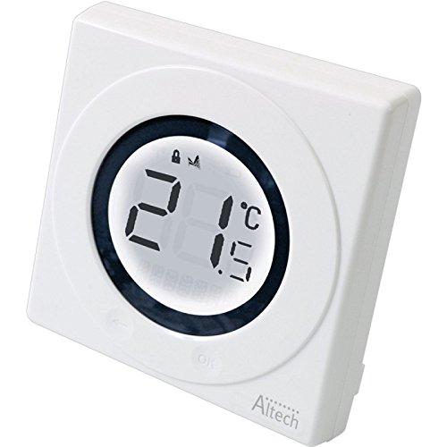thermostat é lectronique - tactile - altech althc320
