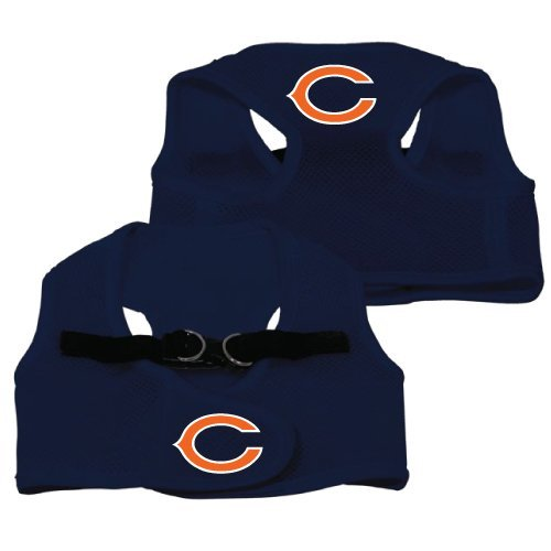 HUNTER Pet Vest Harness, Large/X-Large, Chicago Bears