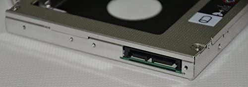 DeYoung 2 nd disco duro SSD disco duro Caddy para Sony VAIO VGN ...