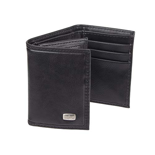 Dockers Men's Extra Capacity Trifold Wallet
