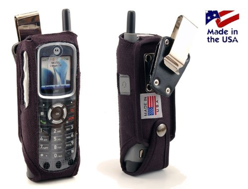 nextel-i365-turtleback-rugged-case-with-metal-clip