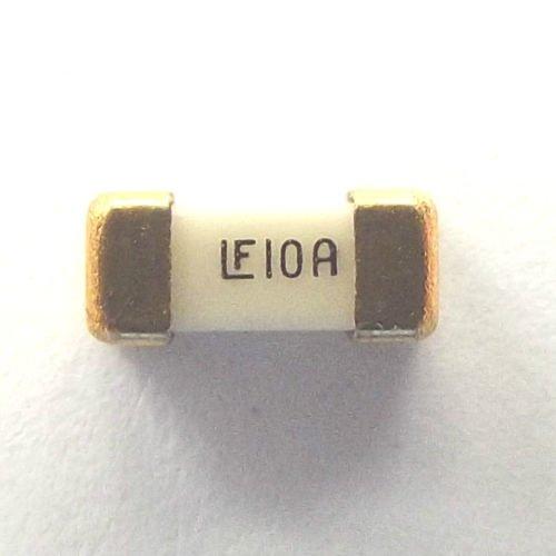 Fusibile 10A 125V SMD LF10A molto rapida deliberando Nano2 Littlefuse 0451010.MRL 6,1 x e 2,69 mm