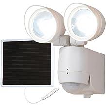 All-Pro MST1301LW WHT Twin Sol Fld Light
