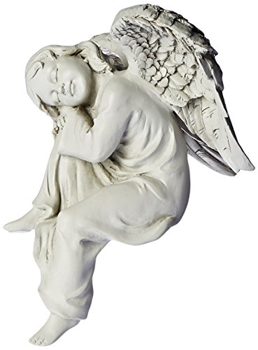 Design Toscano Peaceful Dreams Angel Statue Quantity: Single For Sale