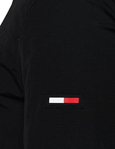 Jeans Noir Veste Manches Longues Tommy tommy 078 Essential Black Bomber Homme Padded dqfwI6w8