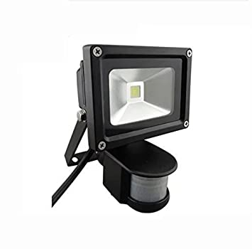Sunbowstar led low energy flood light with pir sensor 30w cool white sunbowstar led low energy flood light with pir sensor 30w cool white aloadofball Choice Image