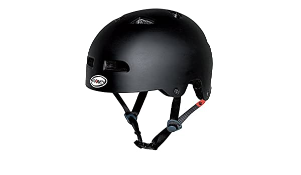 SUOMY Casco BMX Roller Skate All Black Negro Mate Talla M (Cascos Urban BMX Skate)/Helmet BMX Roller Skate All Black Matt Black Size M (Urban BMX Skate ...