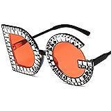 Amazon.com: Embiofuels TM Metal Frame Steampunk Sunglasses ...