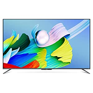OnePlus 125.7 cm (50 inches) U Series 4K LED Smart Android TV 50U1S (Black) (2021 Model)