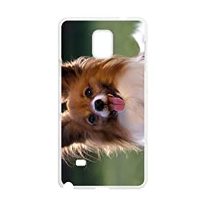 Lovely dog Cell Phone Case for Samsung Galaxy Note4