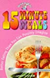 15 Minute Meals, Carolyn Humphries, 0572023774