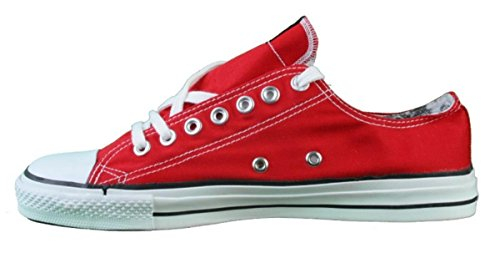 Osiris Skateboard Schuhe 1904 Red / White