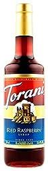 Torani Syrup, Raspberry, 25.4 Oz