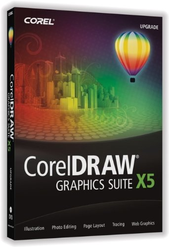 CorelDRAW Graphics Suite X5 Upgrade [Old Version] by Corel