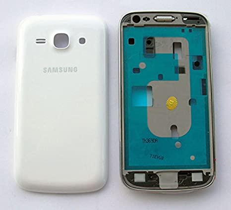 Amazon.com: Full Housing Back Battery Cover for Samsung ...