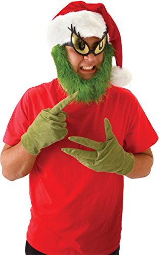 Grinch Halloween Costume Ideas (Grinch Glasses Costume Accessory)