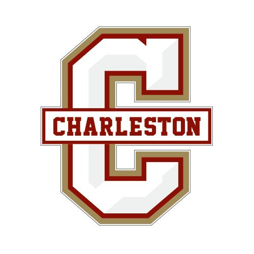 College of Charleston Small Magnet 'Official Logo - C Charleston'