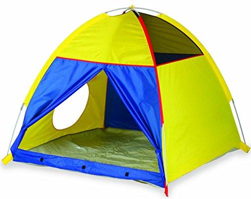 費やすデモンストレーションアブストラクト[ノーブランド品] リベロツーリング 軽量 テント 3人用 イエロー