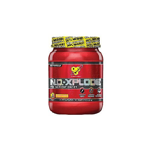 BSN - N.O.-Xplode Raspberry Lemonade 60 Servings, 2.45 lb powder