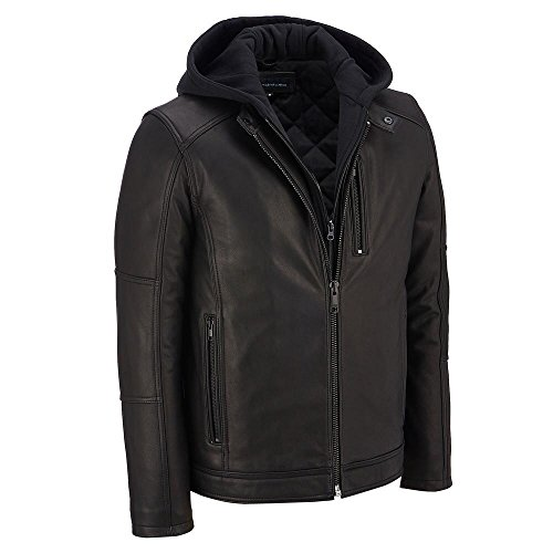 Wilsons-Leather-Mens-Cycle-Leather-Jacket-WRemovable-Hood